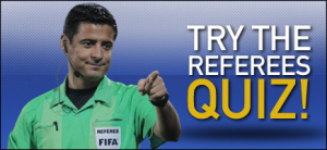 AFC Referee Quiz