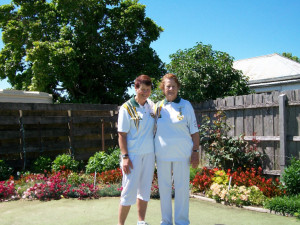2013 Club Champion Pat with Dot