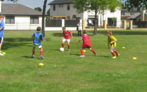 Nomads United AFC, Youth Development Programme 2013 7-8 years olds