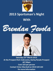 Fev Night 2013
