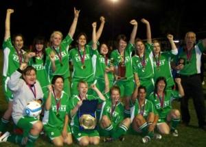 Ladies 2nd Division Team