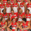 2012 SWANs Premiership Team