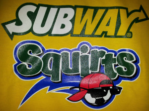 Subway Squirts