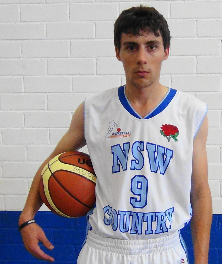 best loved 8eef7 43b3c Alex BArnes - Mudgee Basketball - SportsTG