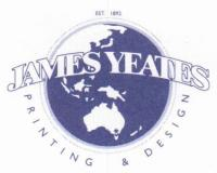James Yeates Printing & Design Logo