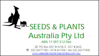 Seeds and Plants Australia