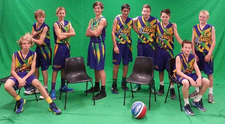 Mornington breakers basketball