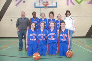 Mayo u16 Girls RDS