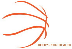 Hoops for Health Logo