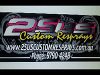 2SUS Custom Resprays