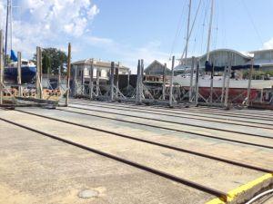 Railed Yard Lifting special