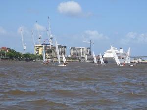 Sailing 29-1-11