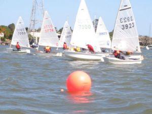 Sailing 5th Dec 09
