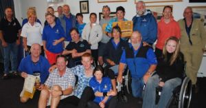 The Winning Victorian Team at Royal Brightn Yacht Club