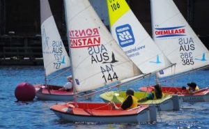 2.3s head for the top mark in the Short Course Series