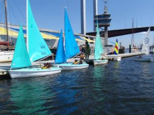 Try Sailing at DYC