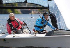 Docklands sailors competed in the 2013 Australian & Asia-Pacific Championships in Canberra