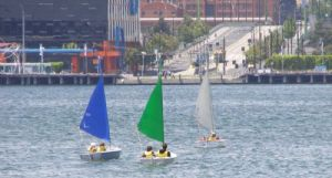 Summer Fun in the City - on the water!