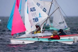 Alison Weatherly (BaYC AUS789) at the 2012 Access Class Worlds