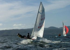 Winter Training in Hobart