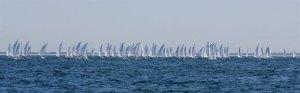 OK 2012 Worlds Tuesday Fleet