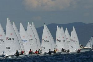 Slingsby Wins Semaine Olympique Francaise, Hyeres