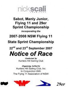 Sprints Poster