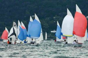 F11 fleet at 2008 NSW Youths