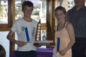 Nat Greentree & Harry Price - 2009 UHC Champions