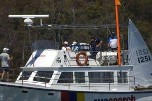 Tas Committee Boat