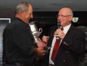 MYC Commodores Trophy winner 2009-10, Chris Warnes