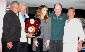 MYC Sunshine Coast Yacht Sales Gunther Werner 2009-10 winners