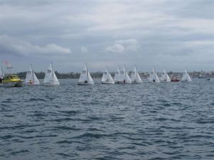 Qld Youth Week 2010-Start of race #9