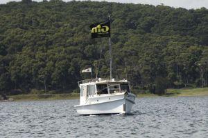 Gill Start Boat