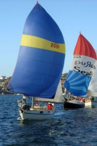 Rose Bay to Point Piper