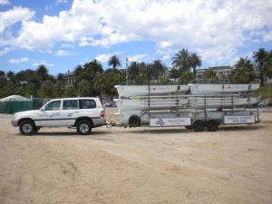 Mobile Sailing School