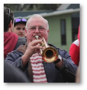 Robert Ure (Resident Trumpet player)