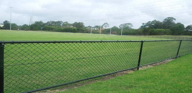Picken Oval Fenced In - AFL Sydney - SportsTG