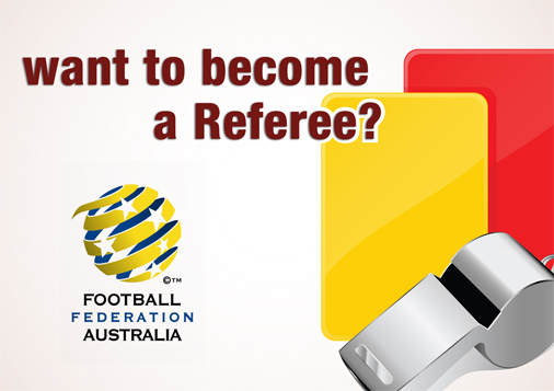 how to become a youth soccer referee