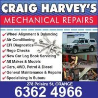 Craig Harvey Logo