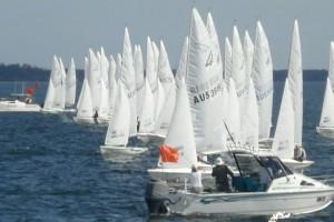 Race Start at 50th States