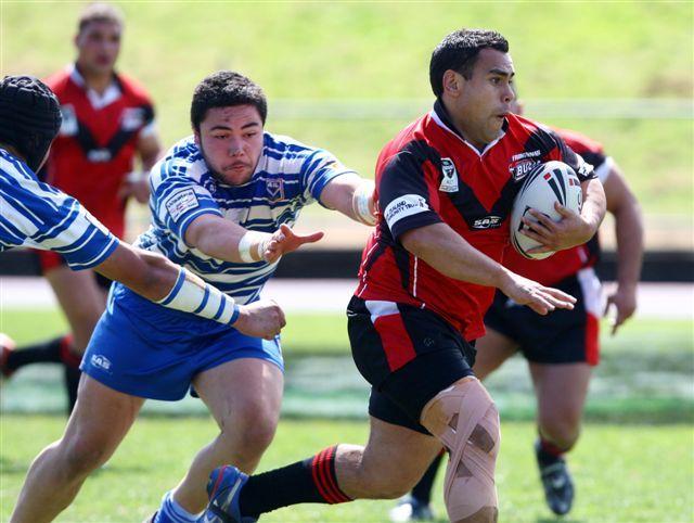 Canterbury Rugby League NZ Mockup Site - SportsTG