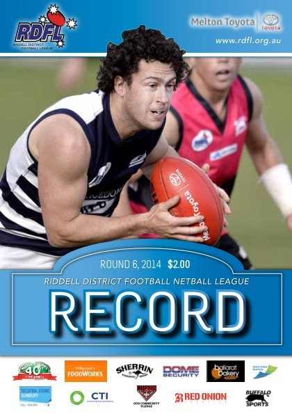how to get copy of afl record round 6