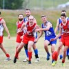 The Coffs Swans overcame North Coffs by 40 points in the final round of the season. Photo: Rob Wright / Coffs Coast Advocate