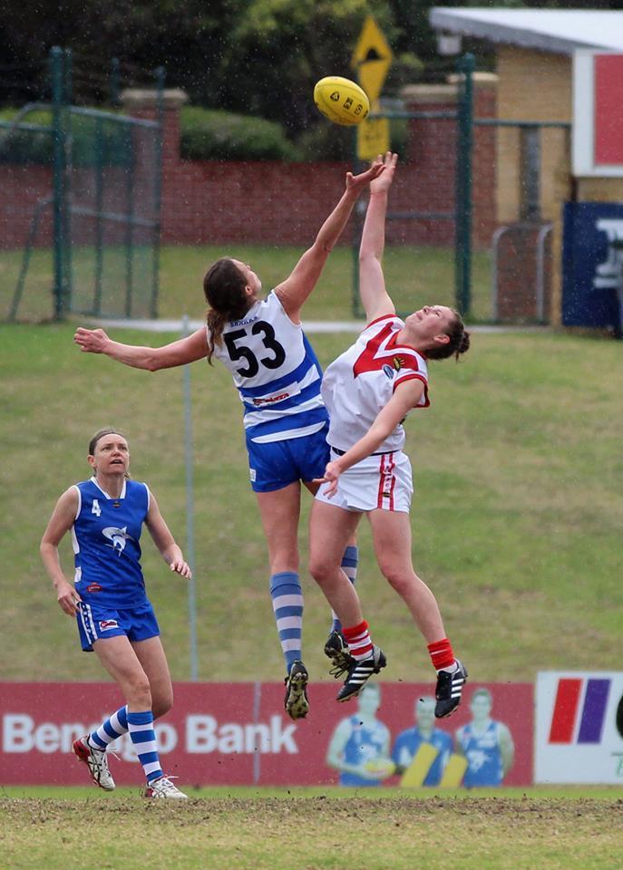 Derby Time For Sharks And Bulldogs Western Australian Womens Football League Sportstg