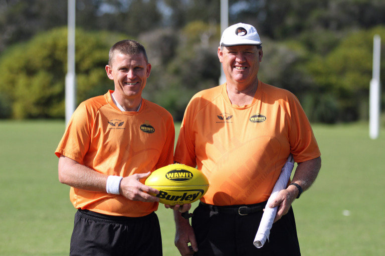 an analysis of australian football league umpires Every footy fan has blown up at the umpire from time to time, but as the complaints continue to veer into the realms of conspiracy theories, it's time to bust some it's not a figure that offers any sort of actual analysis of the match and certainly isn't automatically indicative of anything untoward from officials.