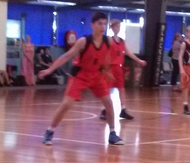 School Sport Australia Basketball Championships - Warrior