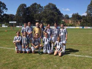 Moreland Zebras F.C.