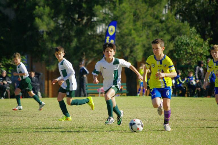 2015 Northern Tigers FC SAP Teams Announced - Deaflympics