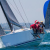 Phil Simpfendorfer's Veloce is quick for her 44 feet.